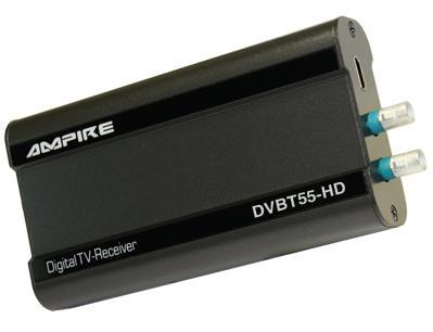 Dvb T Tuner Mobil Im Kfz Mobiler Digitaler Fernsehempfang Mit Dvb T